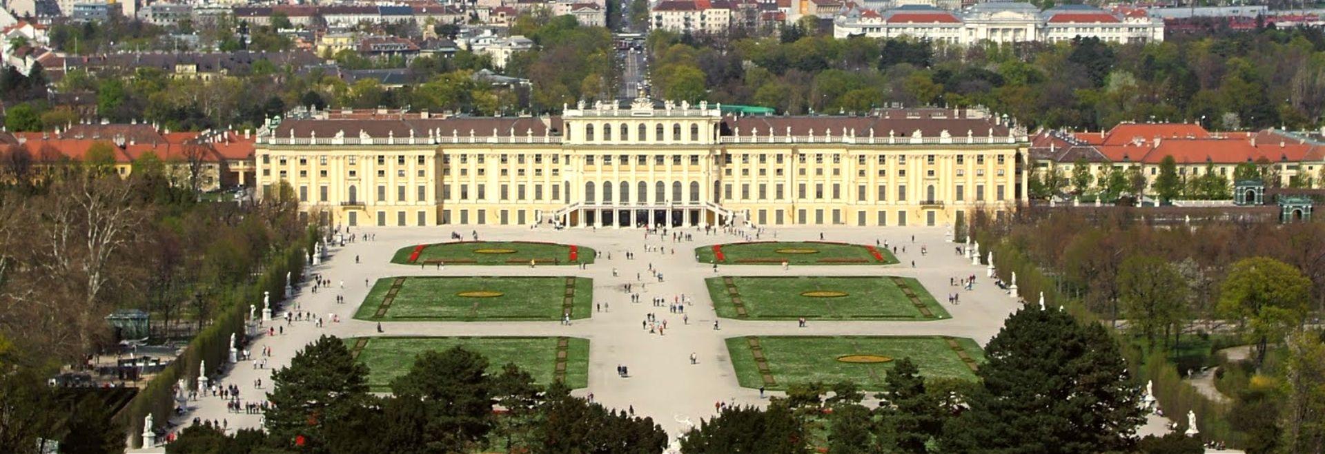 Schonbrunn Palace Hero