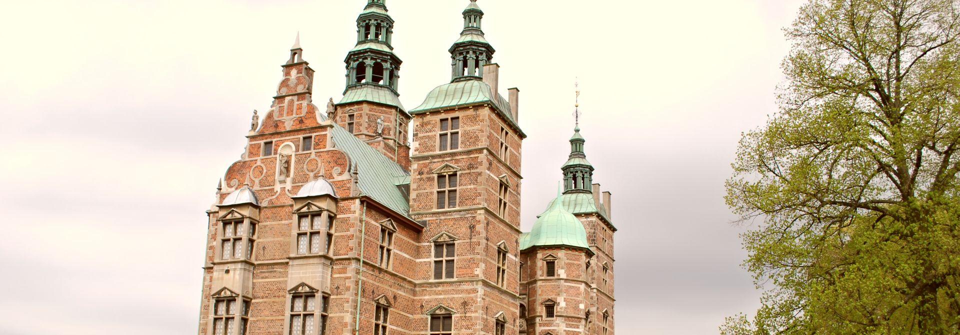 Rosenborg Castle Hero