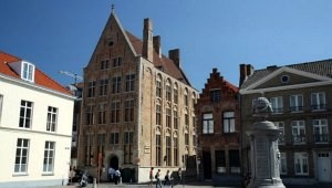 Choco-Story Museum, Bruges