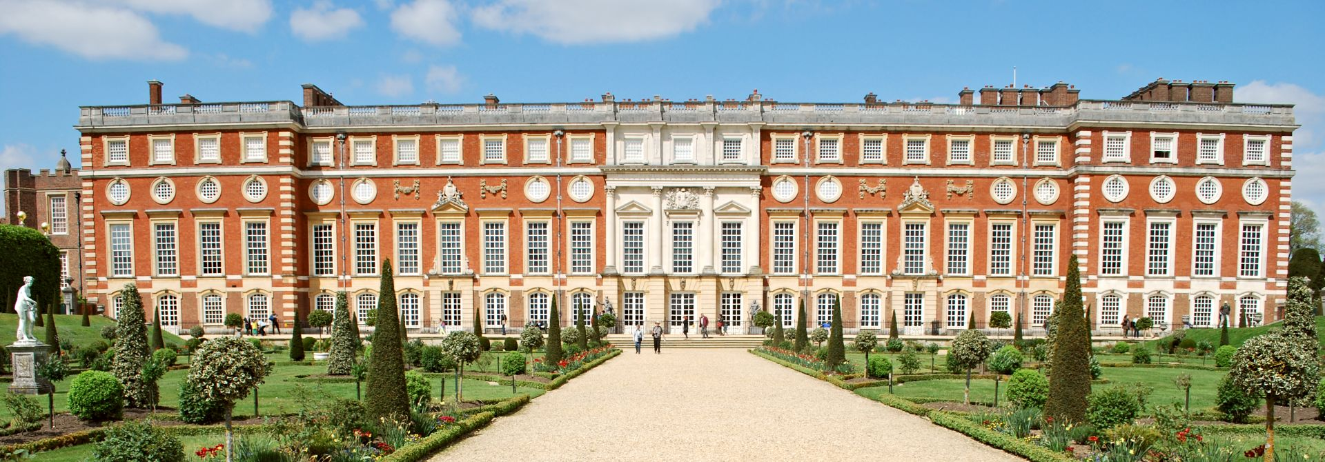 Hampton Court Hero
