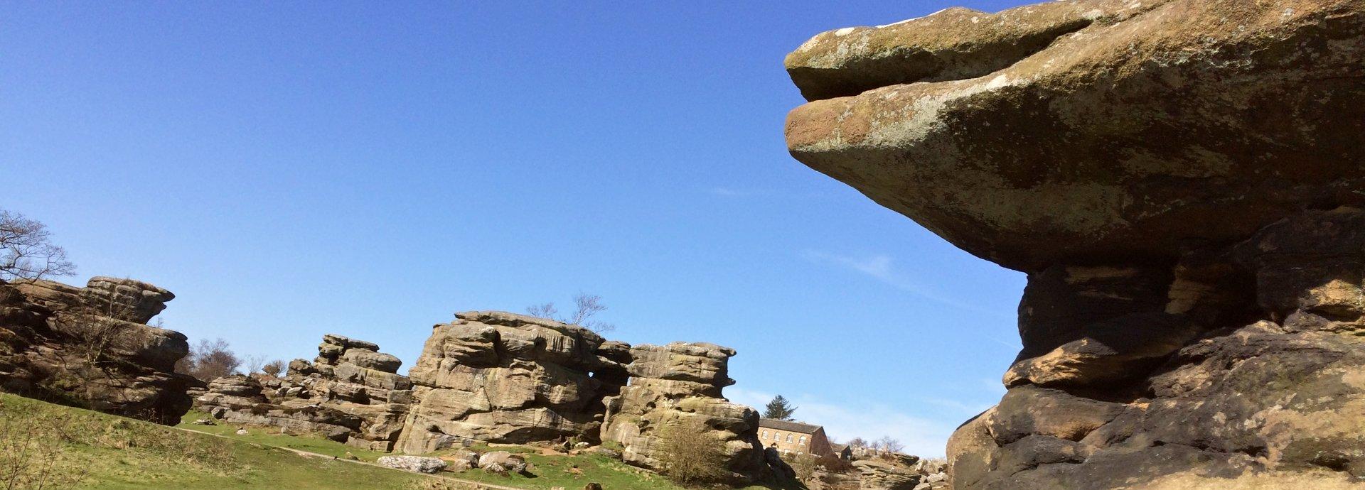 Brimham Rocks Header