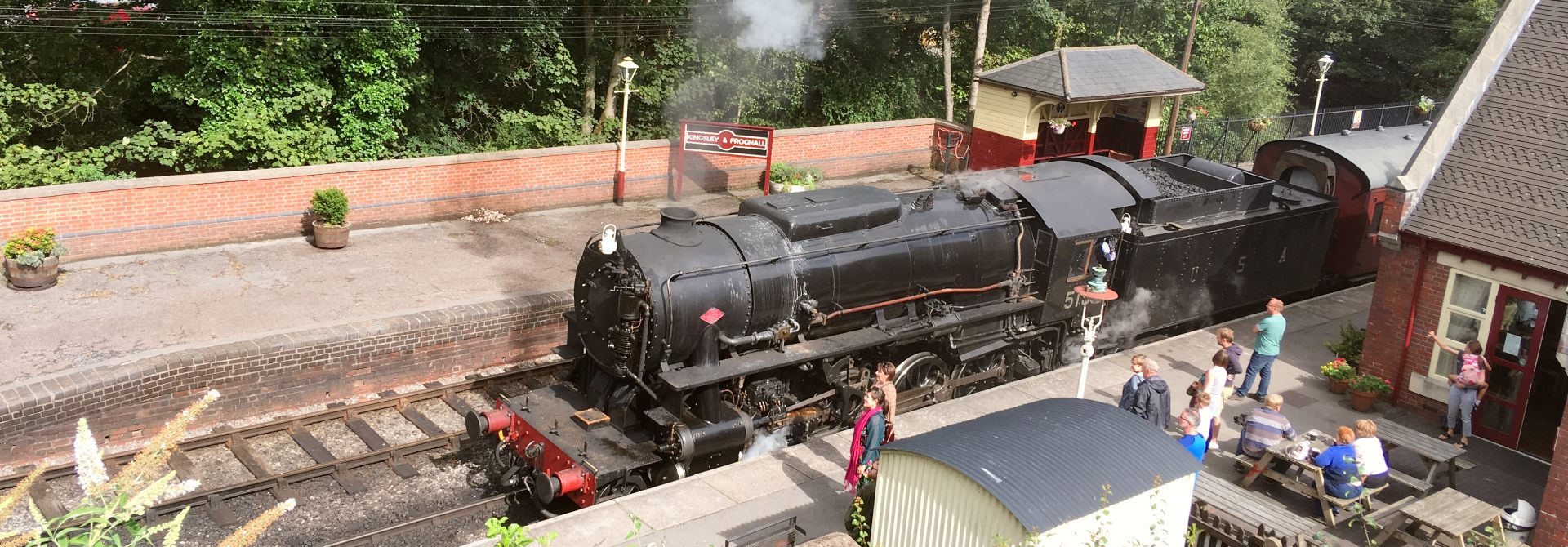 Churnet Valley Railway Header